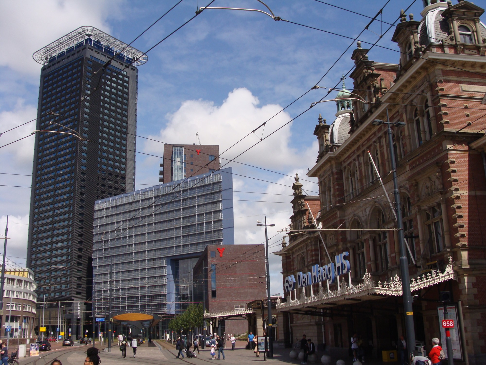 Eyeline en skyline - nota Haagse hoogbouw
