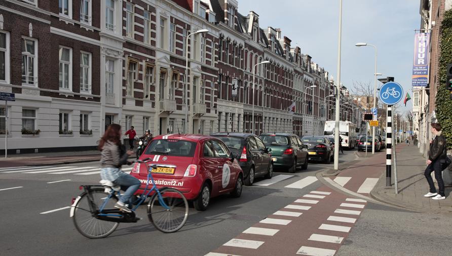 Maatregelen om autoverkeer in Centrum-Noord te verminderen