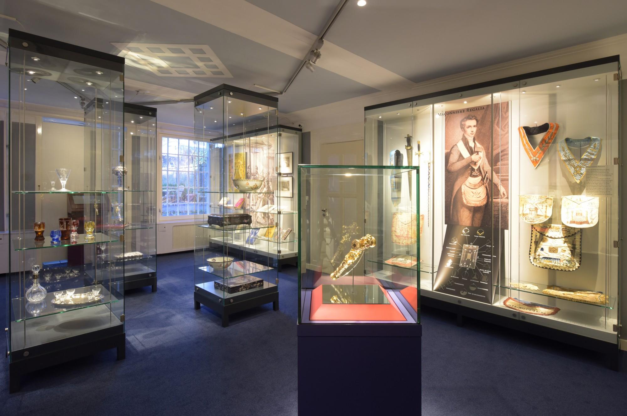 Laatste kans:  Vrijmetselarij Museum