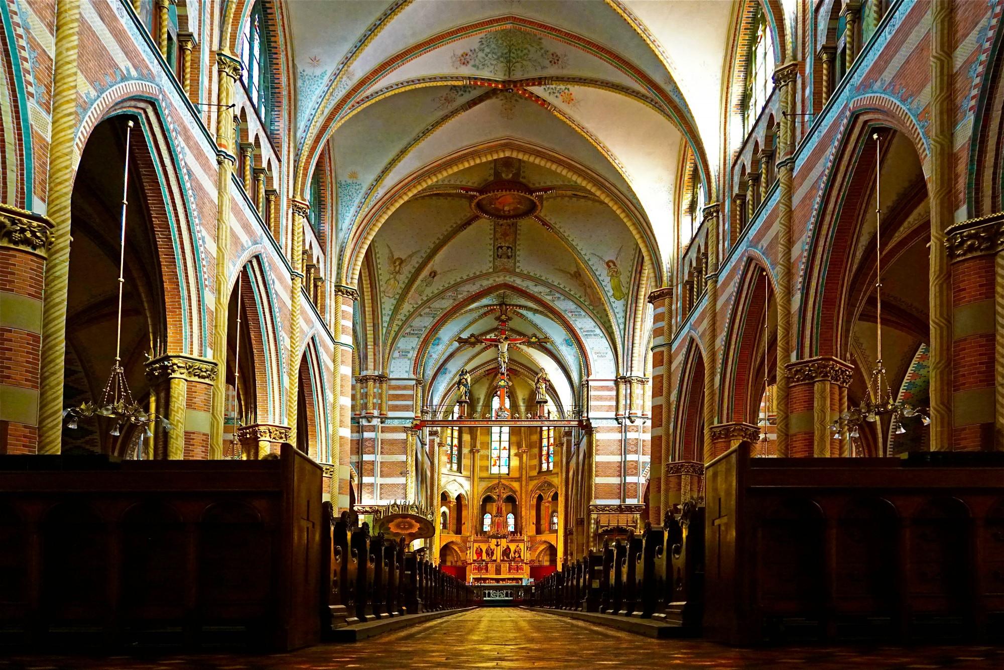 Impressie rondleiding in  Sint Jacobus de Meerdere kerk
