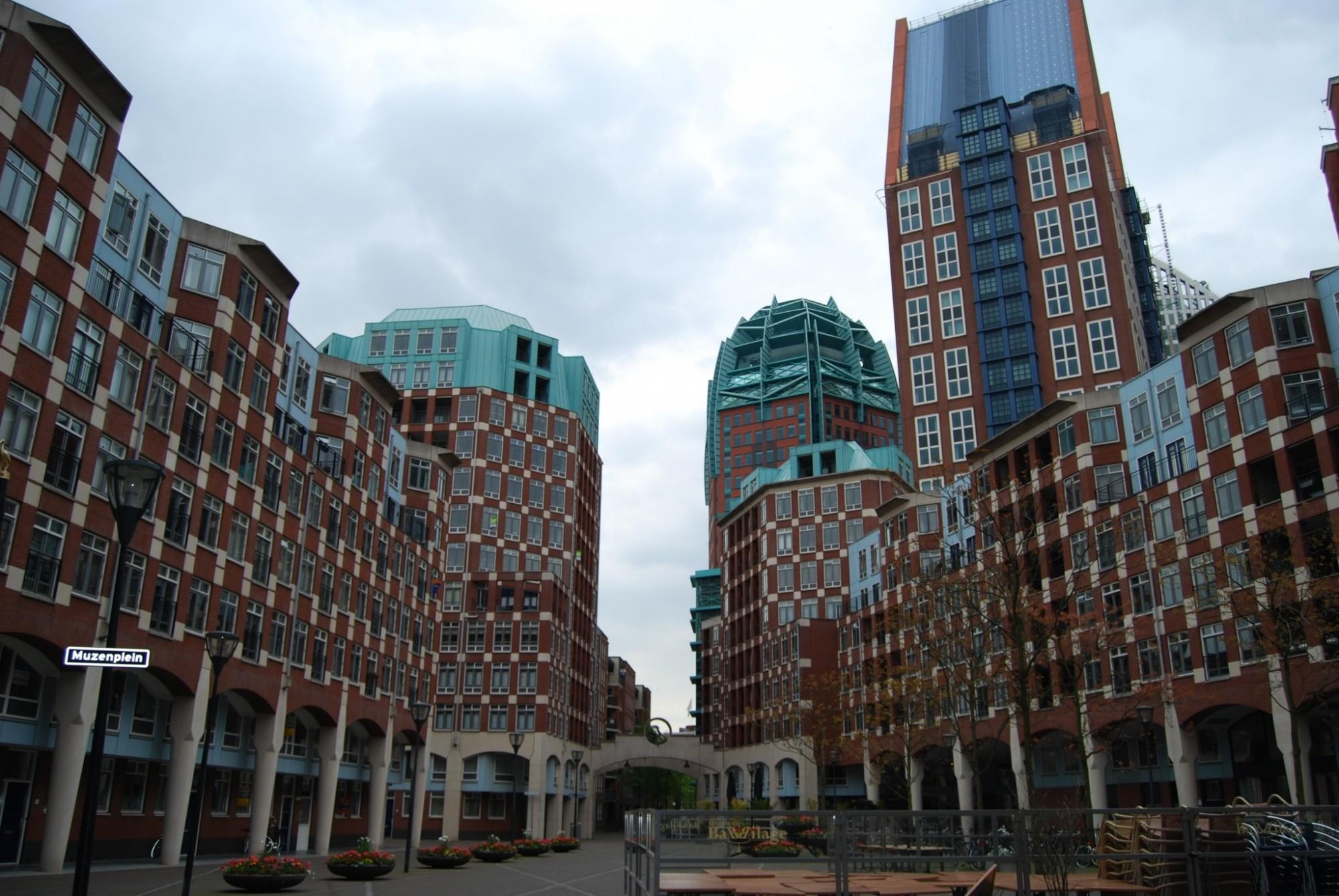Ontwikkelingen in de Nederlandse architectuur na 1900